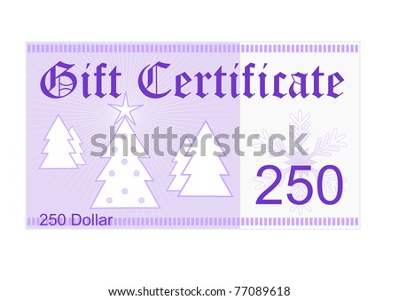 Christmas gift certificate jpegs new calendar template site for Dollar certificate template