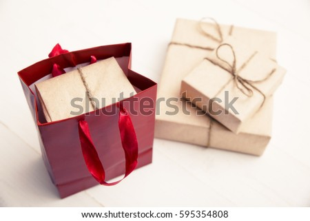 Gift packages and packaged gifts  #595354808