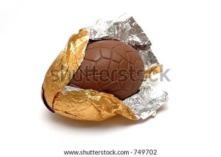 Gigantic Chocolate Egg