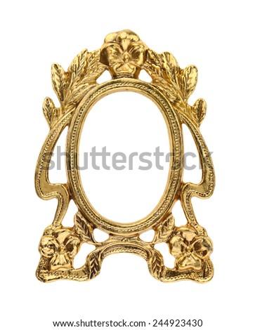 Gilt Gold Picture Frame | EZ Canvas