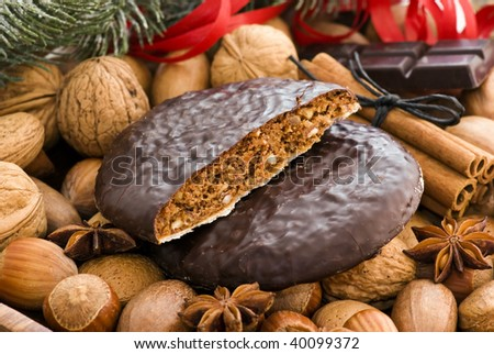 Gingerbread and Nuts