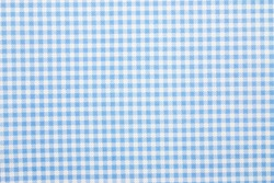 gingham fabric background