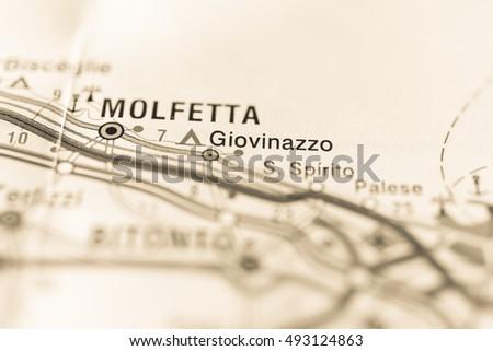 Giovinazzo, Italy. #493124863
