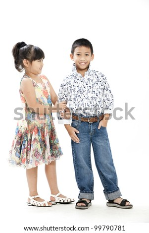 girl and boy