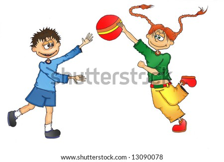 squap catch ball game how to play