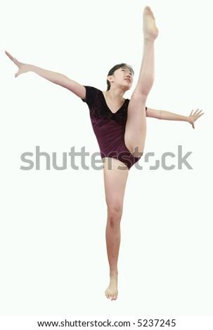 Gymnastics Picture Poses