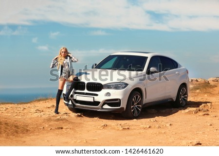 Girl, sexually, sexy, woman, female, auto, automobile, bmw, automobile, model, sexy, blonde, nature, fashion, style, relax, mood, emotions,  #1426461620