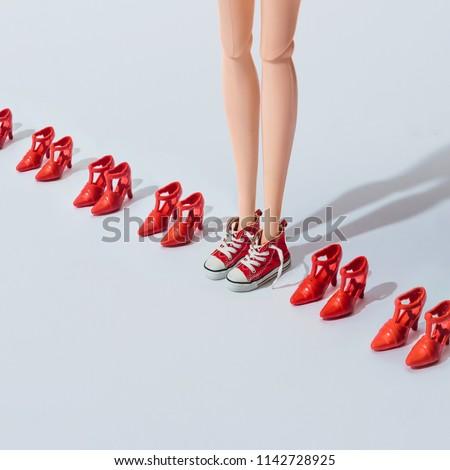 teen in heels images