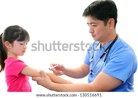 Girl to be vaccinated