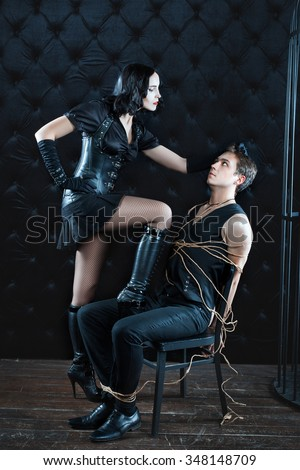 bondage man nacktbilder girls