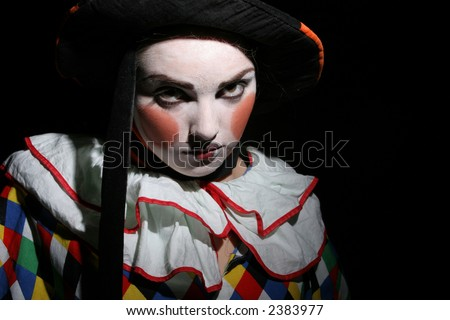 Clown Makeup Pictures