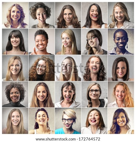 Shutterstock girls