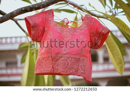girls blouse design