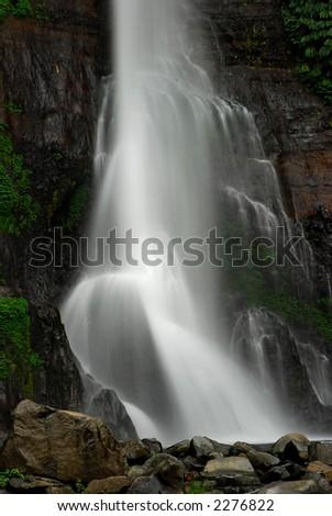 Gitgit Waterfall in Bali, indonesia