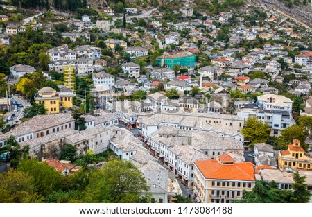 Gjirokaster, UNESCO World Heritage Site, Albania, Europe #1473084488