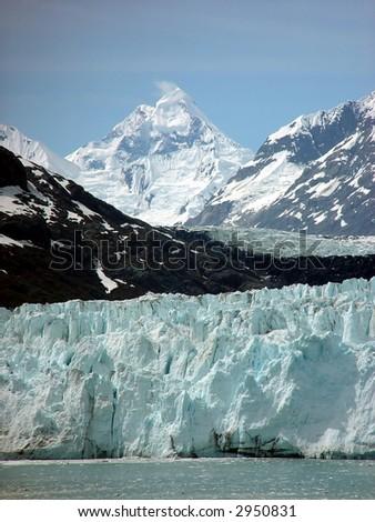 Glacier from Alaska