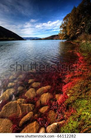 glacier lake eco tourism destination
