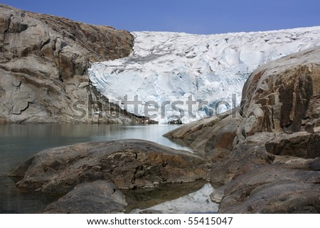 Glaciers and icebergs of Greenland 4