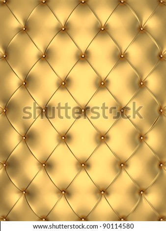 glamour golden  interior decorating background