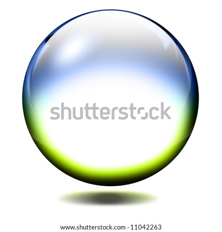 Glass ball sphere
