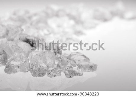 glass crystals. See my portfolio for more