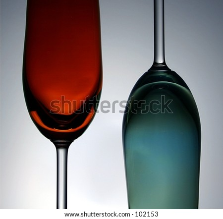 Glass Flutes