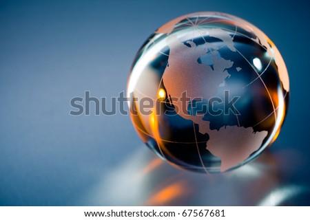 glass globe #67567681