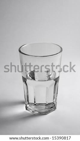 Glass half empty or half full. You decide! :)