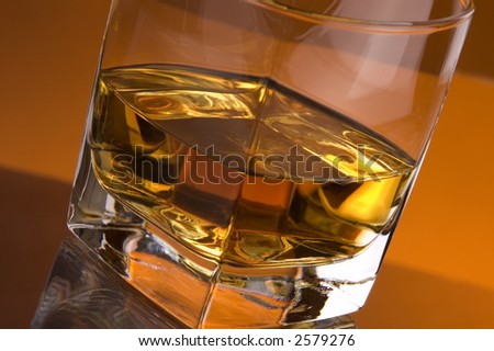 glass of whiskey