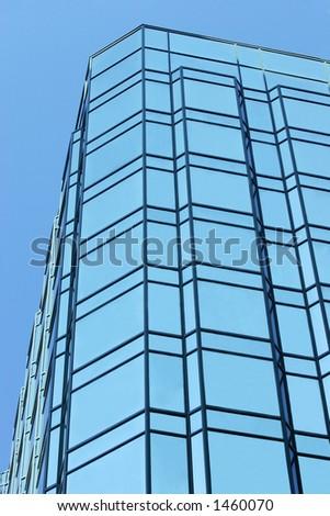 Glass Office Building - Shutterstock ID 1460070