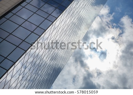 glass office building #578015059