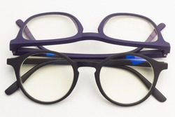 Glasses and lenses for the protection of the eyes, to improve the visual health of the people, to be able to see from far and near. Designer glasses to beautify our image and be able to see well.