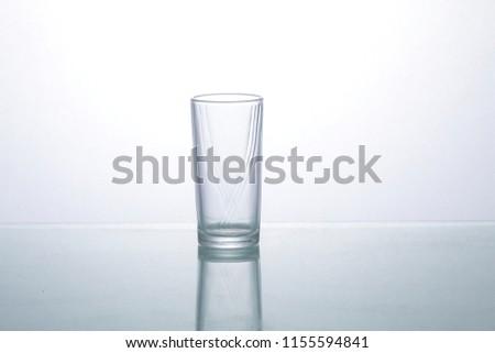 Glassware Product Photo