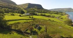 Glenariff Glen County Antrim Northern Ireland