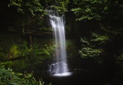 Glencar Waterfall in Co.Leitrim, Ireland