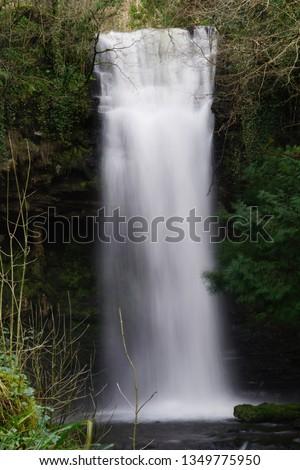 Glencar Waterfall Ireland co Leitrim  #1349775950