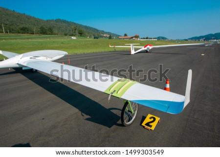 glider world flight championships italy tree