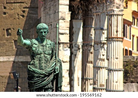 Glimpses of Ancient Rome - Rome - Italy
