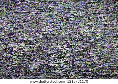 Free Photos Television Error On Television Screen Avopixcom