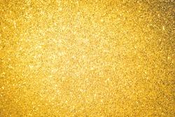 Glitter background gold shiny glitter background