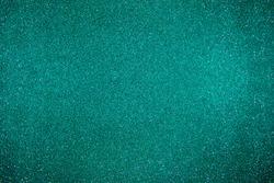 Glitter blue background. Photo of monotone shiny background.