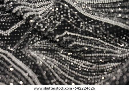 Glitter lights grunge abstract bokeh background image #642224626