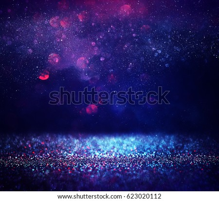 glitter vintage lights background. defocused. - Shutterstock ID 623020112