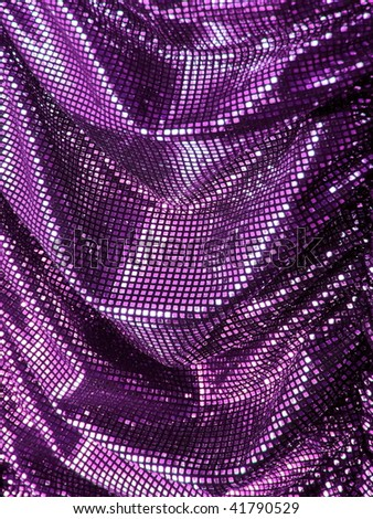 glittering metallic 80s style party textile. More of this motif & more textiles in my port.