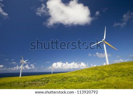 Global alternative green energy
