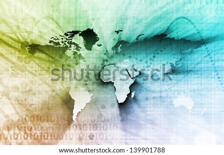 Global Business or International Corporate as Art
