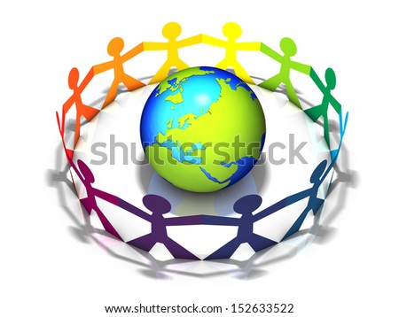 Global Community Stock Photo 152633522 : Shutterstock: www.shutterstock.com/pic-152633522/stock-photo-global-community.html