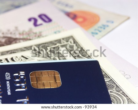 global currencies and smart card