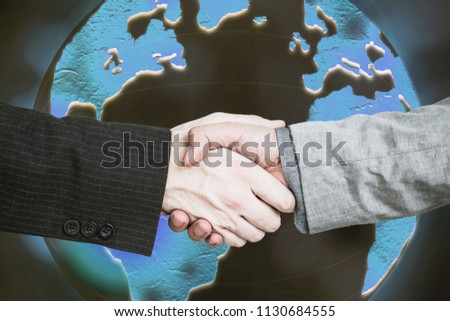 Global dominance and planning by corporations and entrepreneurs who agree to create better corporate structure and contracts. #1130684555