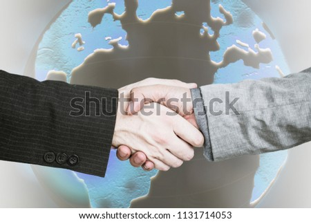 Global dominance and planning by corporations and entrepreneurs who agree to create better corporate structure and contracts. #1131714053